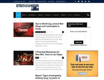 detroitsportsnation.com screenshot