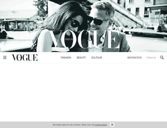 Thumbshot of Vogue.nl