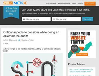 Thumbshot of Seonick.net