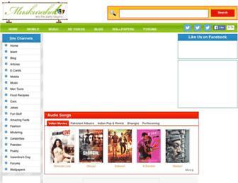 Thumbshot of Muskurahat.com