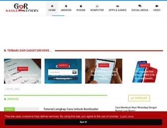 gadget2reviews.com screenshot