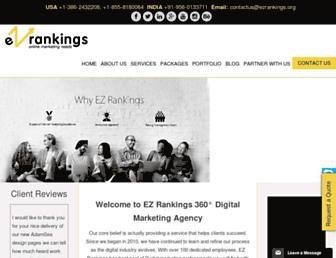 ezrankings.org screenshot