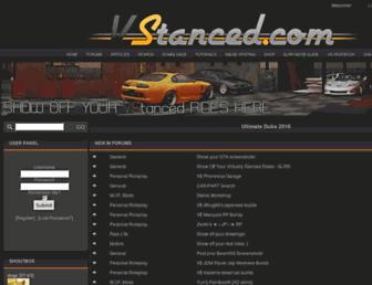 vstanced.com screenshot