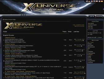 forum.egosoft.com screenshot