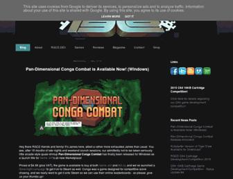 rgcd.co.uk screenshot