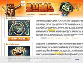 zumazuma.net screenshot