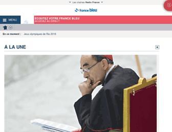 francebleu.fr screenshot
