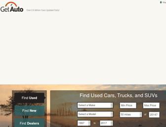 getauto.com screenshot