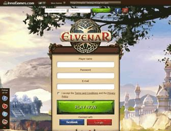 Thumbshot of Elvenar.com