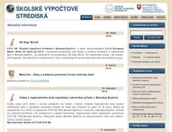 Thumbshot of Svsbb.sk
