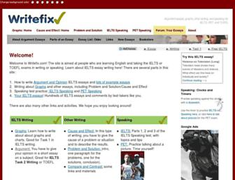 Thumbshot of Writefix.com