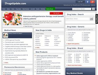 drugsupdate.com screenshot