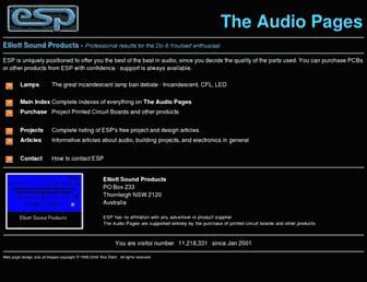 sound.whsites.net screenshot