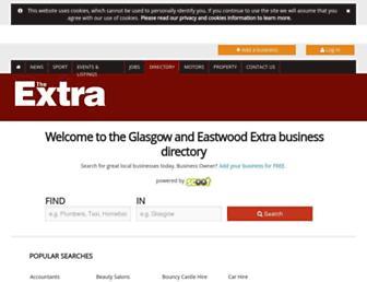 findit.glasgowsouthandeastwoodextra.co.uk screenshot