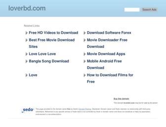 loverbd.com screenshot