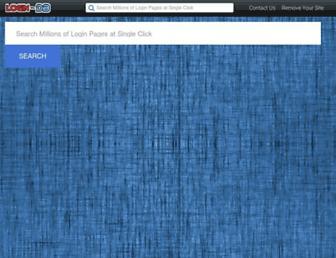 login-db.com screenshot