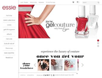 Thumbshot of Essie.com