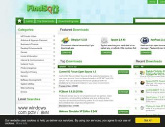 findsoft.net screenshot