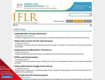 iflr.com screenshot