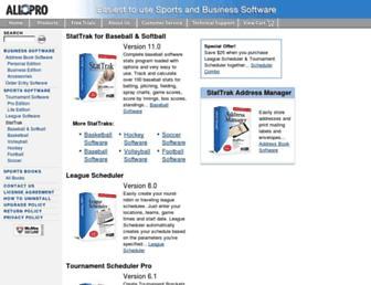 allprosoftware.com screenshot