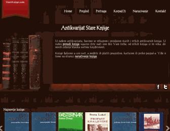 stareknjige.com screenshot