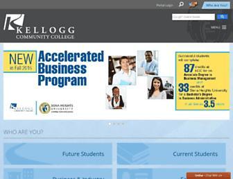 Thumbshot of Kellogg.edu
