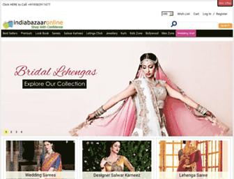 Thumbshot of Indiabazaaronline.com