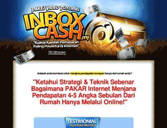 Thumbshot of Inboxcash.my