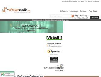 softwaremedia.com screenshot