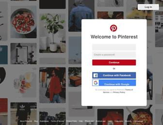 pinterest.ie screenshot