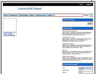 louisvillekymovie.blogspot.com screenshot