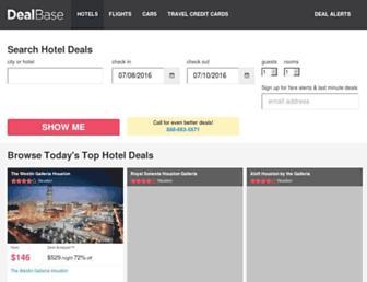 Thumbshot of Dealbase.com