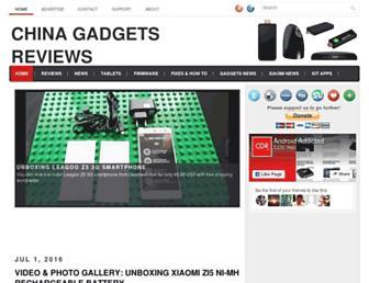chinagadgetsreviews.blogspot.com screenshot