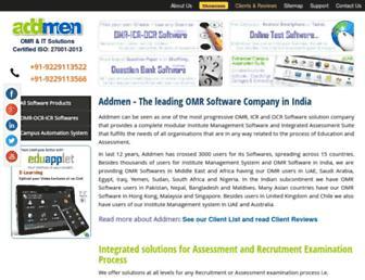 addmengroup.com screenshot