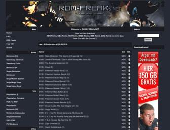 Fullscreen thumbnail of rom-freaks.net