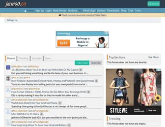 jalingo.co screenshot