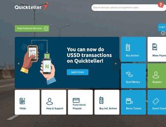 Thumbshot of Quickteller.com