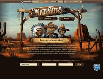 Thumbshot of Wildguns.org