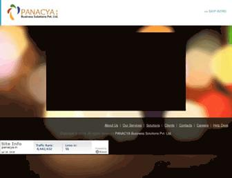 Fullscreen thumbnail of panacya.in