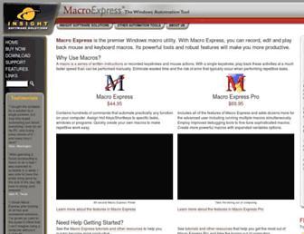 macros.com screenshot