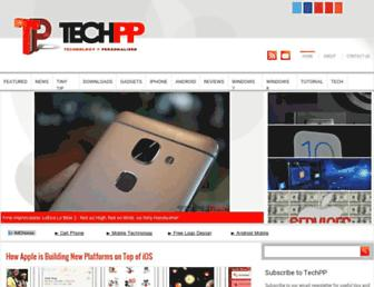 Thumbshot of Techpp.com
