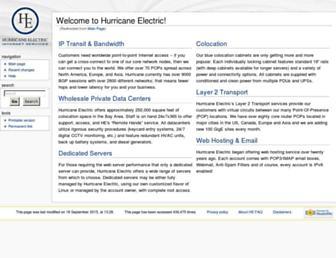 faq.he.net screenshot
