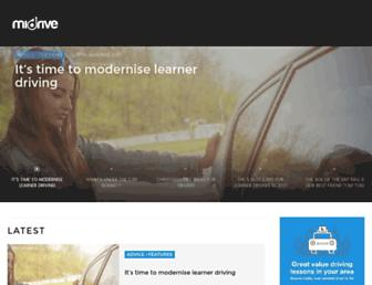 blog.midrive.com screenshot