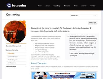 Thumbshot of Connextra.com