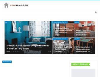 ndikhome.com screenshot