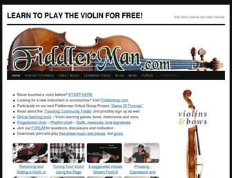 Thumbshot of Fiddlerman.com