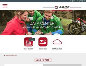 sigma-download.com screenshot