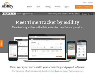 Thumbshot of Ebillity.com