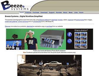 breezesys.com screenshot
