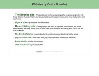murashev.com screenshot